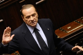 Berlusconi hints at political comeback