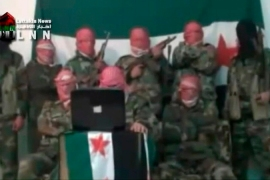 Free Syrian Army grows in influence