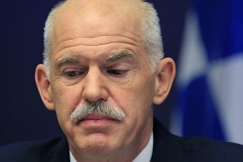 Profile: Greek PM George Papandreou