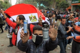 Egypt: Honeymoon over?