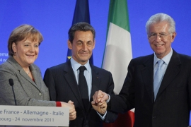 France and Germany agree on EU treaty changes