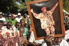 Doubts over 'unfair' Gambia presidential vote