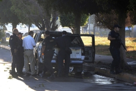 Mexico police find 26 dead in gang killing