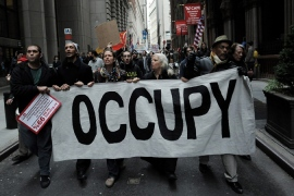 Occupy Wall Street's anarchist roots