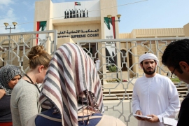 UAE pardons jailed activists