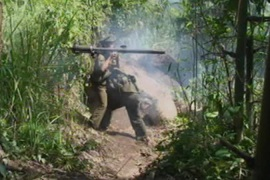 Fighting flares in northern Myanmar