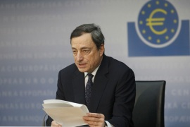 ECB lowers key interest rate to 1.25 per cent