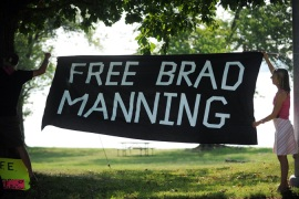 No justice for Bradley Manning