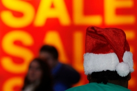 Europeans brace for an 'austerity' Christmas