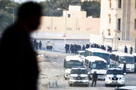 Clashes erupt in Bahrain for third day