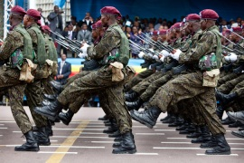 DR Congo troops 'killed civilians' after vote