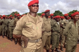 Arrests over Guinea-Bissau failed coup plot