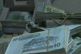 Anger at slow pace of cash flow in Libya