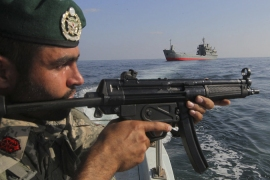 US and Iran continue war of words over Hormuz