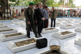 Netherlands apologises for Indonesia massacre