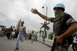 Uncertainty in Uruguay over Haiti abuse case