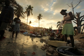 Cholera in Haiti: From control to elimination