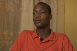 Alleged Haiti abuse victim 'ready to testify'