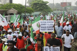 Is Nigeria sliding into chaos?