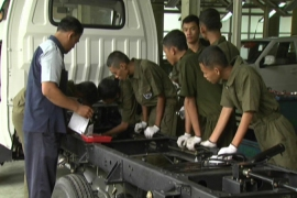 Indonesia aims for locally produced car