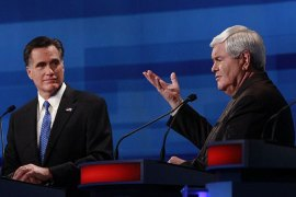 Rivals assail Romney before S Carolina vote