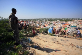 Somalia: Hunger and homelessness