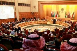 Syria rejects Arab League transition plan