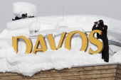 The austerity debate was one of the major topics at this year's World Economic Forum in Davos [REUTERS]