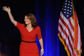 Michele Bachmann: The XX Factor