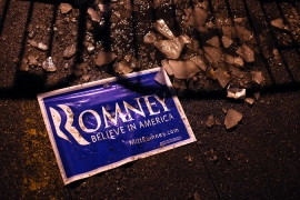 Mitt Romney embraces the Neocons