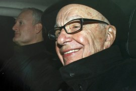 Murdoch in London to launch new tabloid
