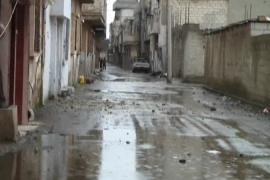 Al Jazeera reports from embattled Homs
