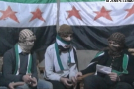 Syrian activists mobilise in Assad power base