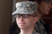 US Private Bradley Manning is awaiting court-martial for allegedly passing classified material to WikiLeaks [REUTERS]