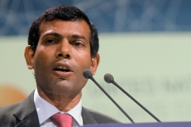 Profile: Mohamed Nasheed