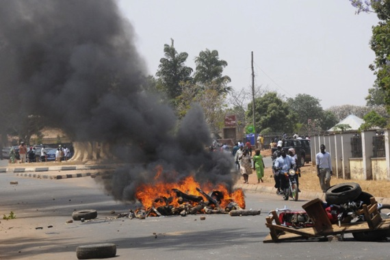 Nigeria's northeastern states have been beset with violence since mid-2011  [Reuters]