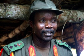 The hunt for Joseph Kony is the perfect excuse for US militarisation of oil-rich Uganda [AP]
