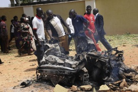 Revenge attacks follow Nigeria church blast