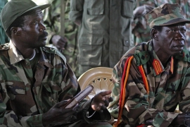 In Pictures: Searching for Joseph Kony