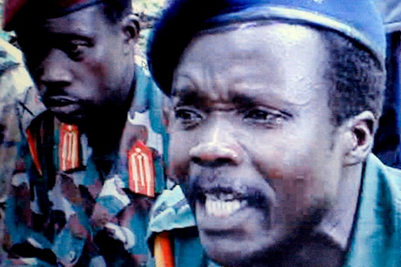 Joseph Kony and the LRA leadership were the first to be indicted by the International Criminal Court [EPA]