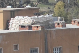 Idlib residents targeted by snipers