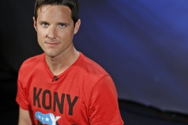 'Kony 2012' filmmaker detained in San Diego