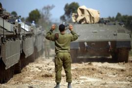 Israel and groups in Gaza agreed to a ceasefire after several days of Israeli airstrikes [EPA]