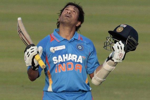 Tendulkar, who will turn 48 next month, retired from professional cricket in 2013 [Reuters]