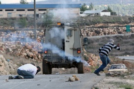 Sharp increase in Palestinian deaths in 2011