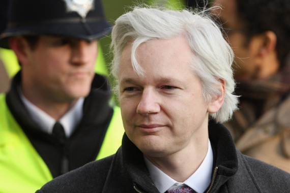 Julian Assange once stated that WikiLeaks had, in some cases, a 'rightfully destabilising effect' [GALLO/GETTY]