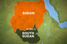 Sudan breaks off talks with South Sudan