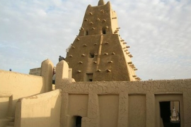 "Timbuktu means ""the place of Buktu"" and is named after one of its initial founders [Photo via UNESCO]"