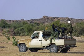 Algerian diplomats kidnapped in chaotic Mali