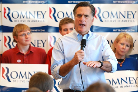 Romney has tried to argue that Obama was the one waging a 'War on Women' [EPA]